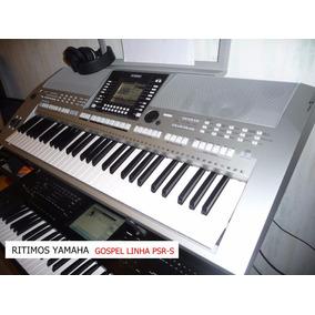 Ritimos Yamaha Gospel - Psr-s 550-650-750-950-710-910-670