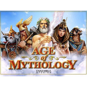 Age Of Mythology + The Titans - Jogo De Pc - Envio Digital