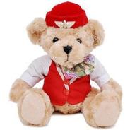 Oso Auxiliar De Vuelo Teddy