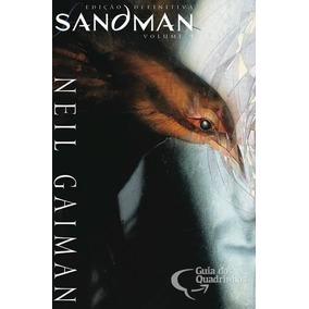 Sandman - Série Completa 1 Ao 4 + Ed. Morte (todas Lacradas)