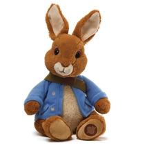 Pelúcia Peter Rabbit 25cm Licenciada - Fabricada Por Gund