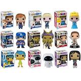 Muñecos De Colección Funko Pop! De La Liga De La Justicia Dc