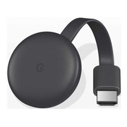 Convertidor Google Chromecast 3era Gen Con Fuente Externa