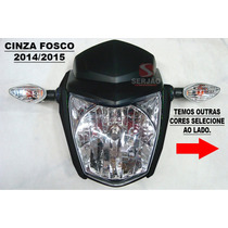 Farol Fan125 Fan150 Titan150 2014 Á 16 Carenag Frontal Pisca