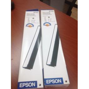 Cinta Epson 8755 Para Fx-100, Rx- 100, Mx-100 Original