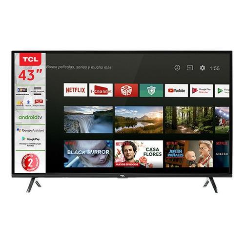 "Smart TV TCL Series A4 43A423 4K 43"" 110V"