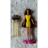 Muñeca Barbie Original Miniatura Con Soporte