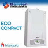 Caldera Mural Baxi Eco 5 Compact 1.24f Tiro Forzado -25854kc