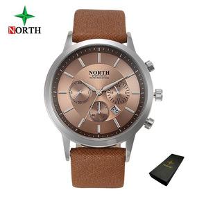Relógio Masculino North Social Original Prova D