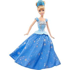 Boneca Cinderela Baile Encantado - Mattel