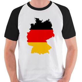 a34e236c49 Blusa Corta Vento Da Alemanha Branca - Camisetas para Masculino no ...