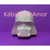 Alcancía Sin Pintar-darth Vader-star Wars-cerámica-bizcocho