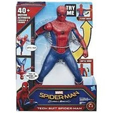 Marvel Spider-man Traje Avanzado!! Con Envio