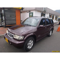 Kia Grand Sportage 2.0 At 2000cc