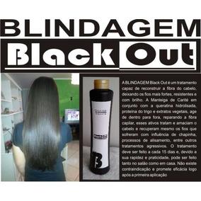 Kit Blindagem Black Out - Zero Formol