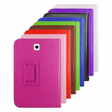 Capa Case Couro Tablet Samsung Galaxy Tab3 7 T210 T211 T2100