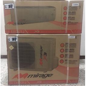 Clima Mirage X3 220v Minisplit