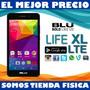 Telefono Blu Life Xl 5.5 Lte 4g Android 13 Mp+1 Gb Ram+8 Gb
