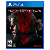 Fisico Nuevo! Ps4 Metal Gear Solid 5 Phantom Pain