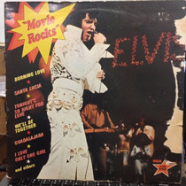 Lp Elvis Presley Movie Rocks - Importado France - Coletânea