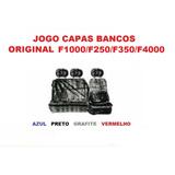 Capa Chinil Bancos Original Caminhonete Ford F250/f350/f4000