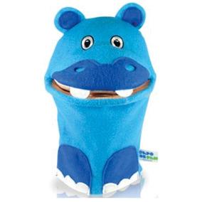 Fantoche De Hipopótamo - Papo De Pano