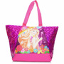 Bolsa Feminina Escolar Barbie E O Portal Secreto 63518 Pink