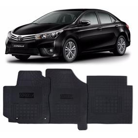 Tapete Interno Toyota Corolla 2016 2017 2018 Com Trava