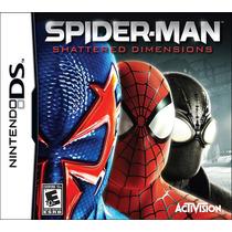 Spiderman Shattered Dimensions Nintendo Ds Nuevo Y Sellado