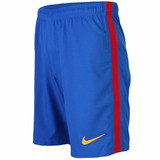 Shorts Calcão Nike Barcelona Fcb Stadium Original Azul