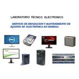 Reparación Audio Video Electrónica Laboratorio En Quilmes