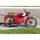 Moto Capri Demm 49 Cc.