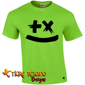 Playera Dj Martin Garrix Music Mod 1 By Tigre Texano Designs