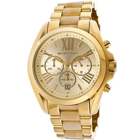 Relógio Michael Kors Luxo Mk5722 Madreperola C/caixa Cp65