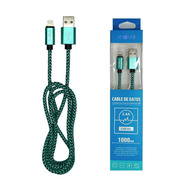 Cable Inova Lighting iPhone 1mt Mallado Usb Cab066