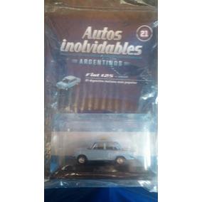 Imperdible Fiat125 De Autitos De Coleccion De Salvat