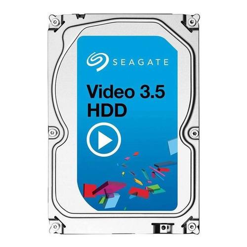 Disco duro interno Seagate Video 3.5 HDD ST3500414CS 500GB