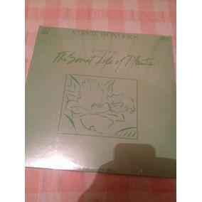 Stevie Wonder The Secret Life Of Plants Álbum Doble Cerrado