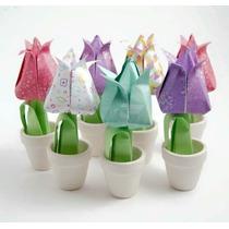Origami Tulipanes