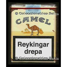 Islandia, Camel Soft 20 Sin Filtro 2008, Is-002-00 Lleno