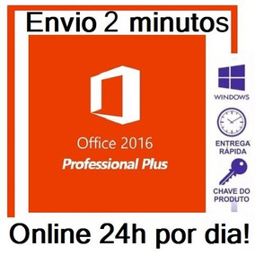 Office2016 Professional Plus Serial Chave Key Licença Fpp