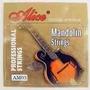 Set De Cuerdas Alice Para Mandolina