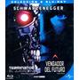 Bluray Terminator 2 & Vengador Del Futuro - Arnold Schwarzen