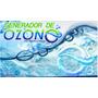 Generador De Ozono Industrial 1500lph 600 Botellones