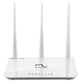 Roteador Wireless Multilaser Re163 300 Mbps 2.4ghz