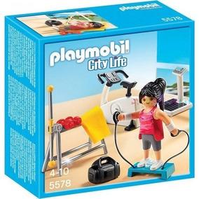 Playmobil 5578 Sala De Gimnasio Entregas Metepec Toluca