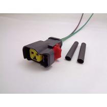 Conector Plug Chicote Bico Injetor Ev6 Ranger Focus Captiva