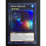 Yugioh Abyss Dweller Super 1st Abyr-en084 *