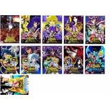 Box Set Caballeros Del Zodiaco Dvd Coleccion Completa