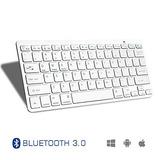 Teclado Inalambrico Bluetooth, Teclado